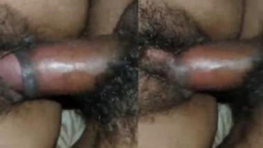 Hairy Pussy Bhabi Fucking