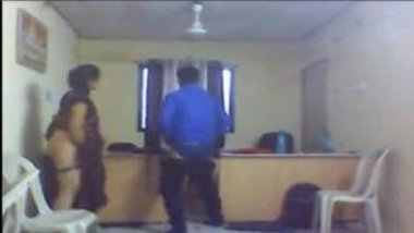 Real Desi Office Sex Caught On Hidden Cam