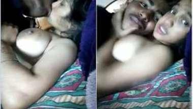 Amateur couple of Desi fuckers having XXX intercourse for the cam