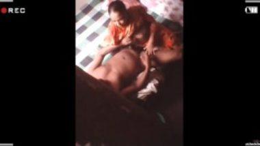 Desi village aunty secret sex with neighbor caught