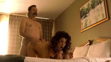 Sarah Stiles Sex From Behind In Get Shorty Series ScandalPlanetCom