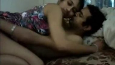 Newly married housewife sex mms with husband