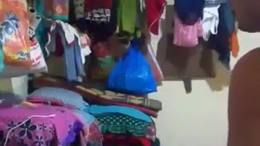 Tamil desi maid Quick Fuck with owner