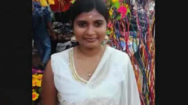 Tamil Girl Showing On Video Call Pic Merged Video