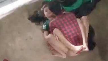 Assamese lover outdoor fucking, secretly captured