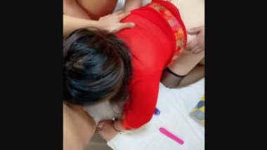 Desi ThreeSome Leaked 5 Vdos Part 4