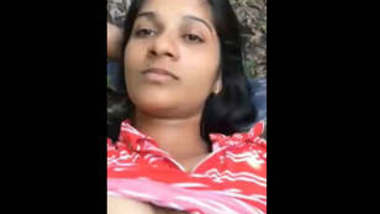 Desi Lover Outdoor Fucking with Lover