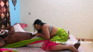 Bengali Indian Bhabhi Full Length Sex With Her Tamil Husband - Clear Hindi Audio