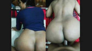 Sexy bhabhi Fucked In Doggy Style by devar