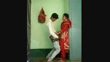 Dewar Bhabhi Standing Fucked
